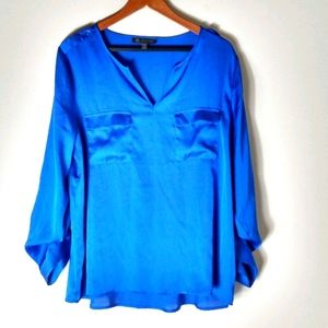 Outback Red Lapis Blue Top XL Plus